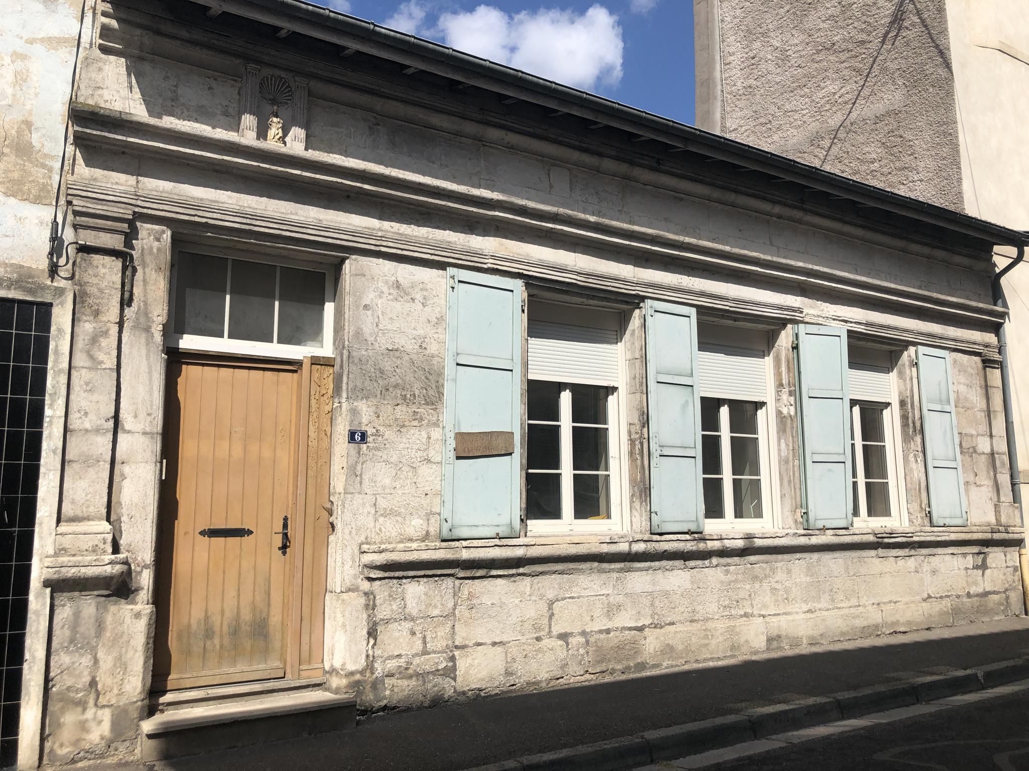 Vente Maison Saint-Mihiel (55300)